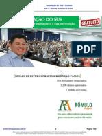 Aula 1 - História Da Saúde No Brasil (1)