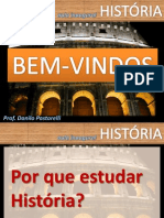 Inaugural Historia2010