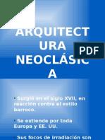 Arquitectura neoclasica PowerPoint