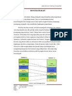 Artikel Biostratigrafi