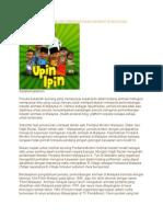 01 11 2014 Peranan Kerajaan Dalam Pembanggunan Animasi Di Malaysia