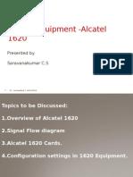 DWDM Equipment-Alcatel 1620.pptx