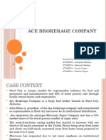 Ace Brokerage