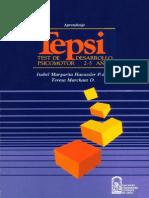 Test de Desarrollo Psicomotor (Tepsi)