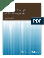 Pub 11 Oversight Risk