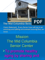Mid Columbia Senior Center Powerpoint