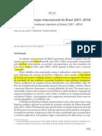 Declinio Do Brasil No Cenário Internacional