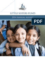 little sisters fund 2014 annual report