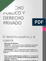 u7 Derecho Público y Derecho Privado