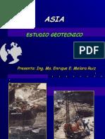 Estudio Geotécnico