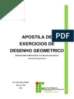 Apostila Desenho Geometrico 2012 - IfMA