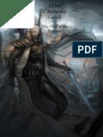 Eldar Character Guide