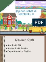 presentasi jajanan sehat anak sekolah