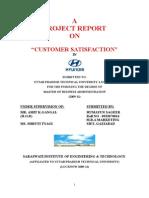 Customer Satisfaction at Hyundai _2010