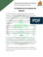 Un Poco de Historia de La Insignia de Madera
