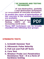 Rebound, UPV & Core test.ppt