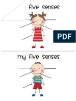 Five Senses Labeling