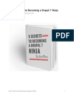 the 5 secrets to becoming a drupal 7 ninja shane thomas 2014 diypromo.pdf