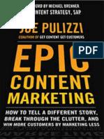 Epic Content Marketing (ITA)