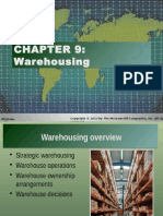 Chapter 09 - Warehousing