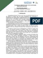 """Análise da evolução do """"Direito ao sol no I, II e III Plano Diretor de Pelotas - RS"""