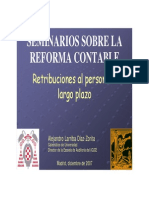Retribuciones Post Empleo