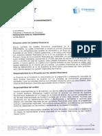 Informe de Auditoria FPP 2013