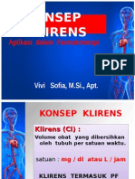 KONSEP   KLIRENS