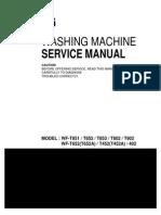 WF-T953A Service Manual