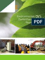Environmental Performance Report-2014