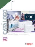 201503 Legrand Group Catálogo General 2015 2016