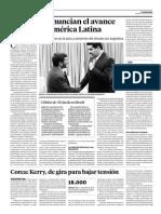 Expertos denuncian avance de Irán en América Latina