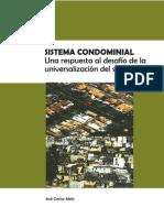 Sistemas Condominiales - Libro (Esp) [2010]
