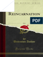 Reincarnation by Unknown