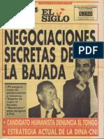 El Siglo Del 20 Al 26 de Marzo de 1993