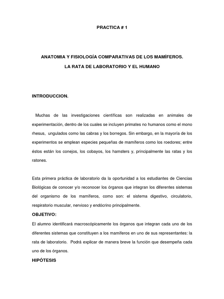 Practica 1 de fisiologia UNAM