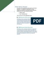 CDMA Distant Server Analysis