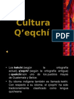 Cultura Qeqchi