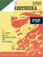 El Siglo Extra. La Perestroika