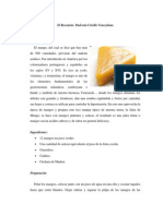 El Recetario Dulceria Criolla Venezolana