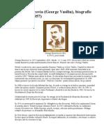 Biografia lui George Bacovia