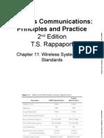 Wireless System Standards
