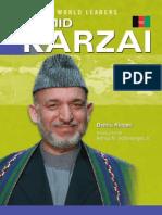 (Major World Leaders) Anne M. Todd-Hamid Karzai (2003)
