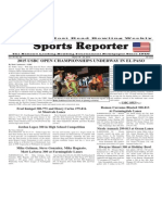 March 18 - 24, 2015 Sports Reporter