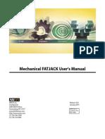 Mechanical FATJACK Users Manual