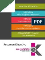 Resumen Informe Autoevaluacion Kineutal