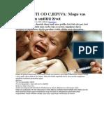 Opasnosti Od Cjepiva
