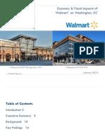 Walmart Economic Impact Study
