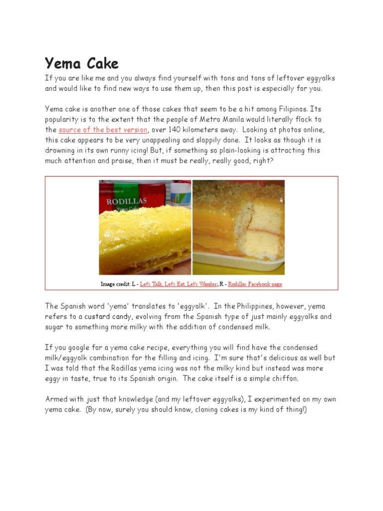 How To Bake A Cake A Stepbystep Guide  Recipes And