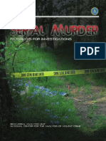 Serial Murder Pathways for Investigations